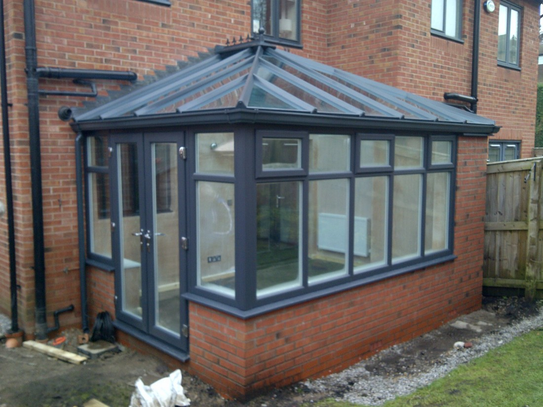 Conservatories & Replacement Roofs